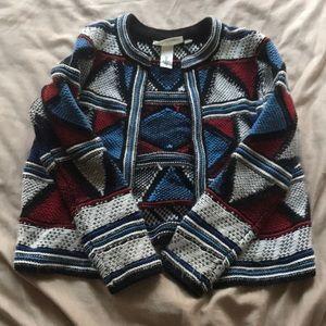 H&M Sweater Blazer